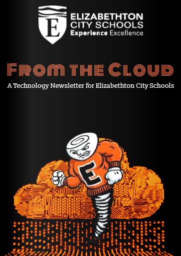 Cover image of From the Cloud magazine