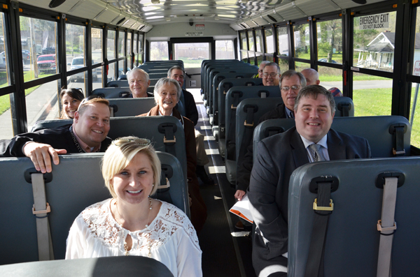 City Council, Board of Education see progress and goals in schools tour