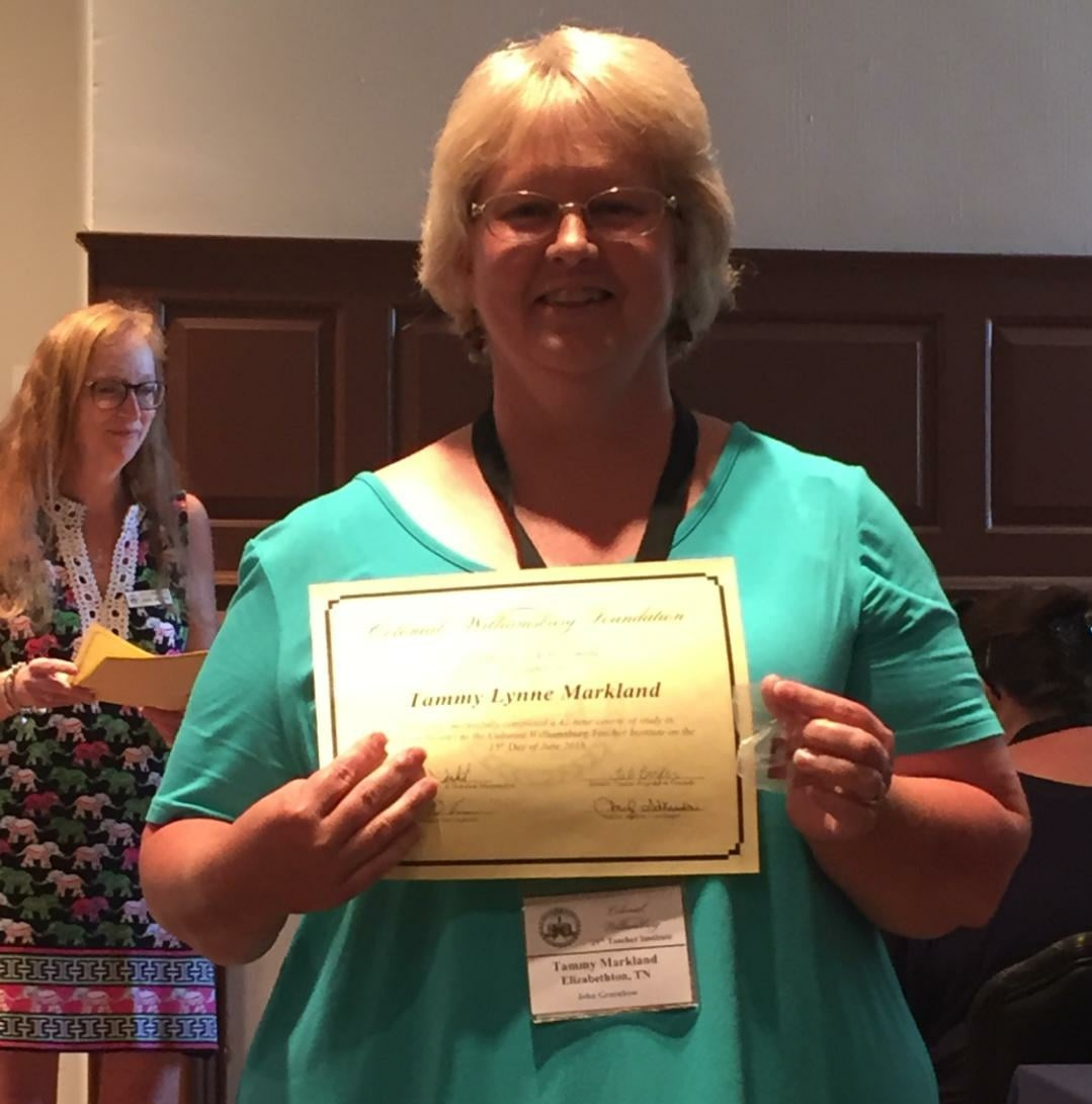 Markland Graduates Teacher Institute