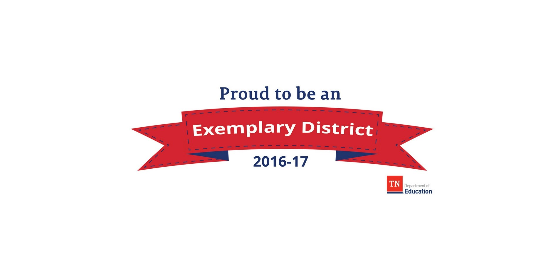 Proud to be an Exemplary School District